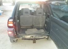 Used condition Toyota RAV 4 1998 with +200,000 km mileage