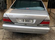 Mercedes Benz S 320 car for sale 1998 in Amman city