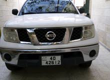 For sale Nissan Navara car in Amman