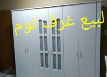 غرف نوم جديده وطني مع التوصيل 0576447939 والتركيب الي القصيم بريده وعنيزه والزلف