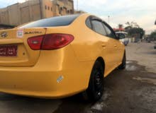 Automatic Orange Hyundai 2007 for sale