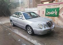 Gasoline Fuel/Power   Kia Opirus 2005