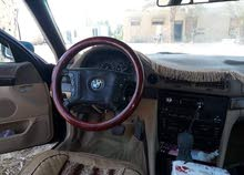 Green BMW 730 1995 for sale