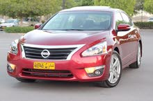 For sale 2013 Red Altima