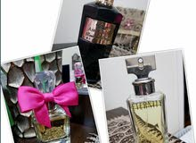 3 perfumes amour oud+juicy couture+ck all 100 ml