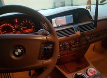 Used condition BMW 730 2008 with +200,000 km mileage