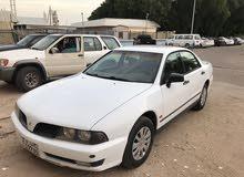 Gasoline Fuel/Power   Mitsubishi Magna 2003