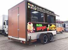 Food Trailer for sale -  عربة طعام للبيع