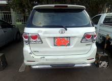 Toyota Fortuner car for sale 2012 in Jeddah city