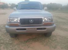 لكزسLX 450 1996 4WD محرك 24 V6 ليمتيد ليلى علوي