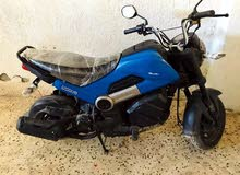 Used Honda motorbike made in 2020 for sale