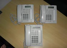 Panasonic KX-T7735 & KX-T7730 Analogue Telephone (TOTAL 3)