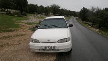 Gasoline Fuel/Power   Hyundai Accent 1996