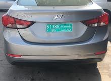 Silver Hyundai Elantra 2015 for sale