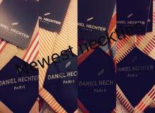 ربطات العنق من مجموعة دانييل هشتر باريس