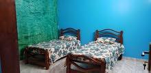 شقق فندقيه جديده مفروشه للايجار غرفتين وحمامين