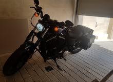 For sale Used Harley Davidson motorbike