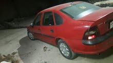 للبيع سيارة اوبل فكتورا موديل 97