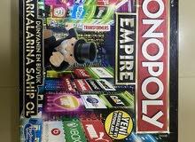 Monopoly للبيع في حالة سليمة