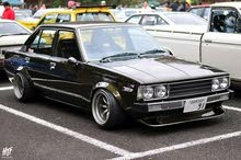 For sale 1981 Black Corolla