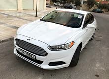 Automatic Beige Ford 2014 for sale