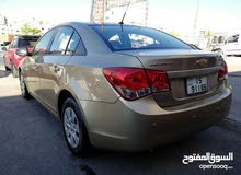 Chevrolet Cruze car for sale 2010 in Ramtha city