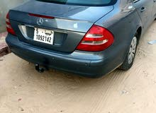 Mercedes Benz E 200 Used in Tripoli