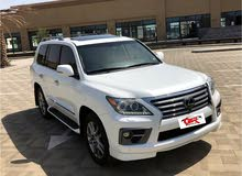 Used 2013 Lexus LX for sale at best price