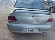 Manual Mitsubishi 2004 for sale - Used - Tripoli city