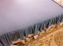مفارش سرير  قطن العامرية