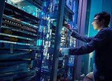 مطلوب مهندس شبكات