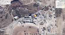 ارض للبيع غرب عمان ابو السوس مساحه 605م باعلى قمه جميع الخدمات