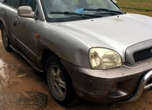 Hyundai Santa Fe 2003 For sale - Silver color