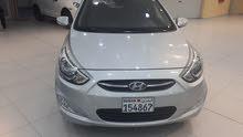 Hyundai accent. 2017
