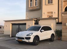 Gasoline Fuel/Power   Porsche Cayenne S 2012