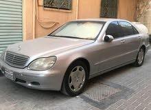 مرسيدس بنز S600L 2001