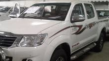 Toyota Hilux made in 2014 for sale