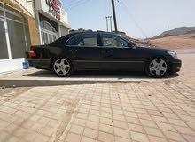 Lexus LS 2004 For sale - Black color