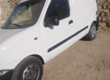 Available for sale! +200,000 km mileage Renault Kangoo 2001