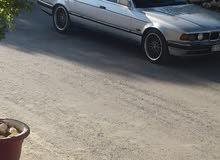 BMW 735 car for sale 1990 in Amman city