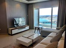 Luxury Brand New 3 BR FF Apartment in Amwaj island Lagoon View