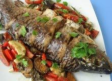 مطبخ لاقروتا للمأكولات البحريه والفخارات التركيه المنزلي