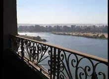شقة 286م على النيل بسوهاج تري جميع الاتجاهات