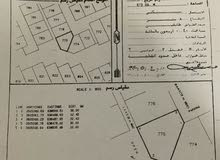 للبيع ارض سكنية في بوشر الانصب مرتفعات