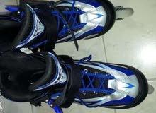 used skating boots