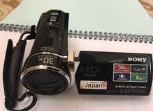 كاميرا فيديو منزلي سوني HD صناعة يابانية
