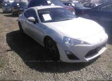 Used condition Toyota GT86 2015 with  km mileage