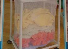 سله ملابس لتجميع الغسيل وترتيب المكان وتحمل بسهوله