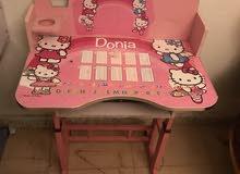 مكاتب اطفال مستعمله