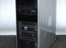 للمهتمين بالجرافيكس وركستيشن HP Z620 XEON E5 2660 في 2 برسيسور